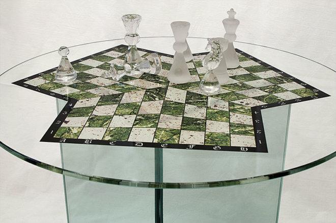 tavolo scacchi